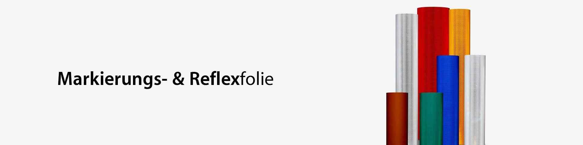 Markierungs- & Reflexfolie